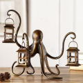 Octopus Lantern Decorative Sculpture