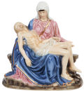 Pieta Statue Made of Porcelain