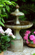 Plateau Fountain Contemporary to Classical Water Art