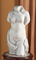 Goddess Psyche of Beauty Torso Fragment  Statue
