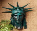 Statue of Liberty Wall Frieze Sculpture