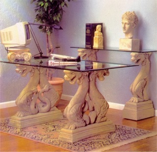 Dragon Dining Table Base