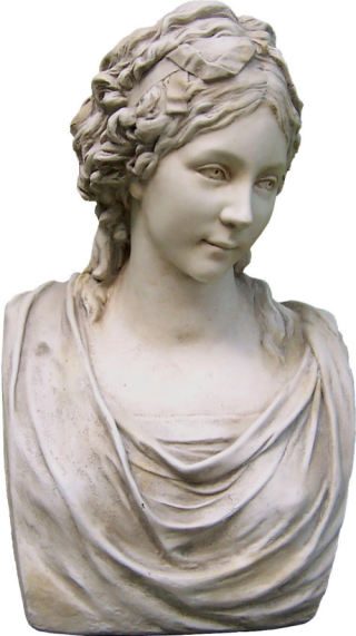 Frederica Bust Large Sculpture 22