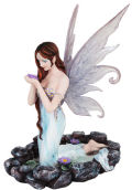 Delicate Water Fairy Sculpture 10