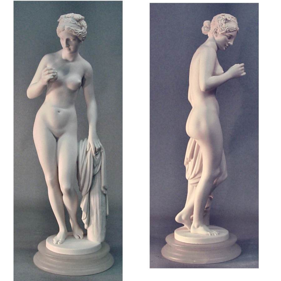 Venus With Apple By Thorvaldsen Statue Scultpure