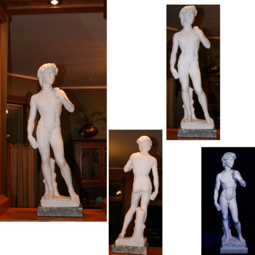 David By Michelangelo Sculpture Large Marble