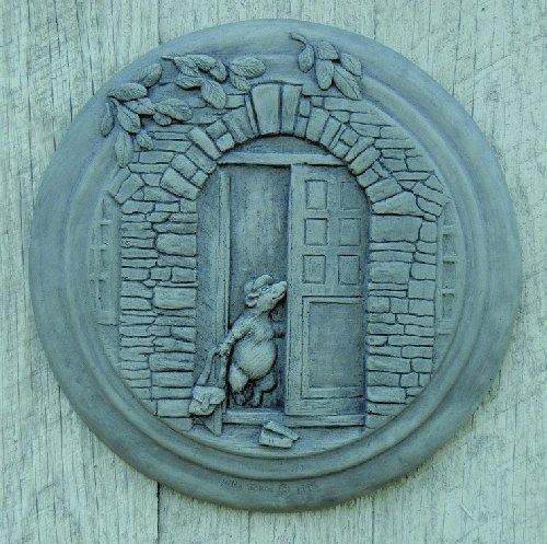 Possum Stepping Stone Or Wall Plaque