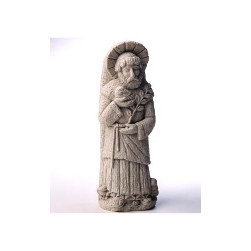 Saint Francis Wall Hanging or Freestanding Statue