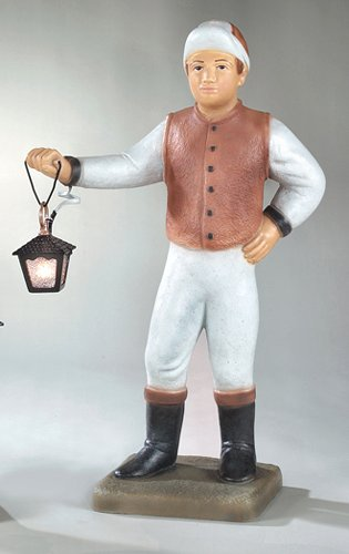 mrs turner s lawn jockey Bernie talks to mrs turner's lawn jockeys and they tell him they want to be painted white bernie is projecting his own feelings into the lawn jockeys bernie wants to please his father by getting rid of the racist statues.