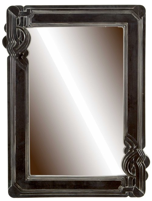 Artistry Mirror Finished in Black