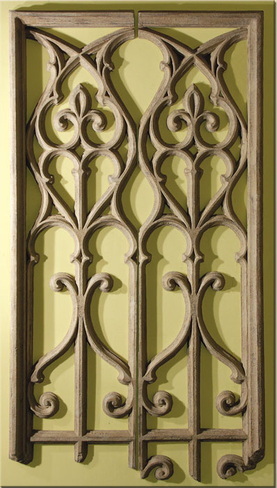 "High-End Decor Parisian Panels Wall Decor Set 84"" High"