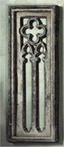 Ancient Celtic Grille Wall Decor Left Or Right