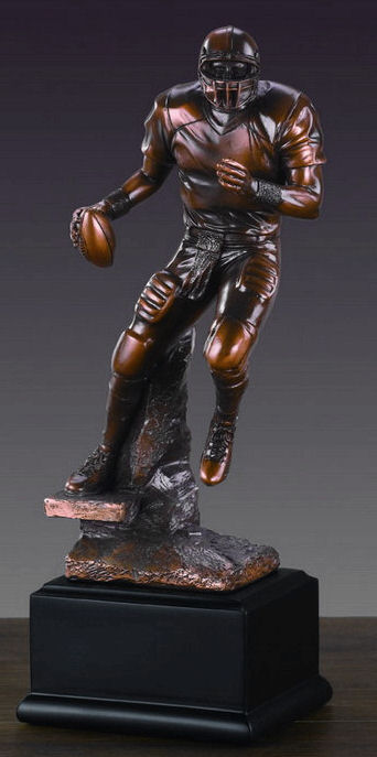Football Player Sculpture Athlete