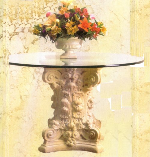 Corinthian Dining Table Base : athp0182 from www.statue.com size 500 x 525 jpeg 52kB