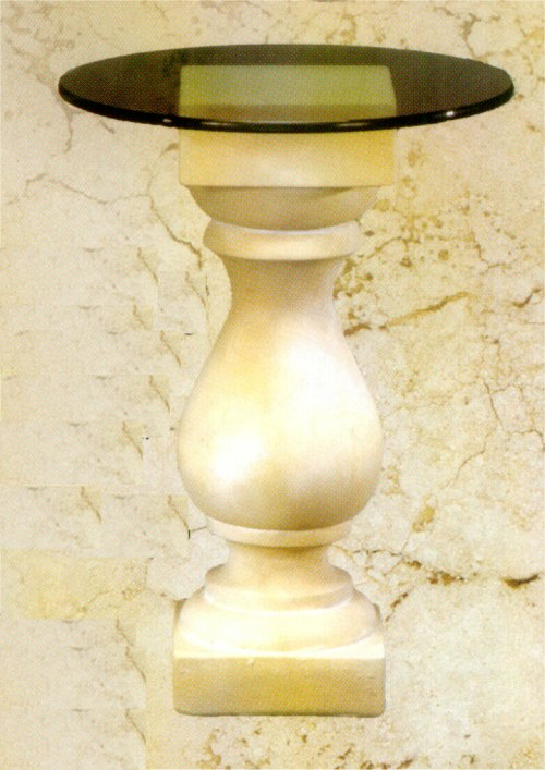 Baluster Occasional Table Base