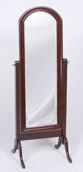 Barrington Cheval Mirror Beveled Edge