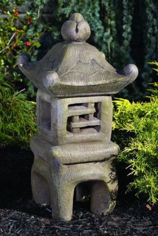 Shop Asian Urns, Sculptural Lanterns, Garden Pagodas for Sale