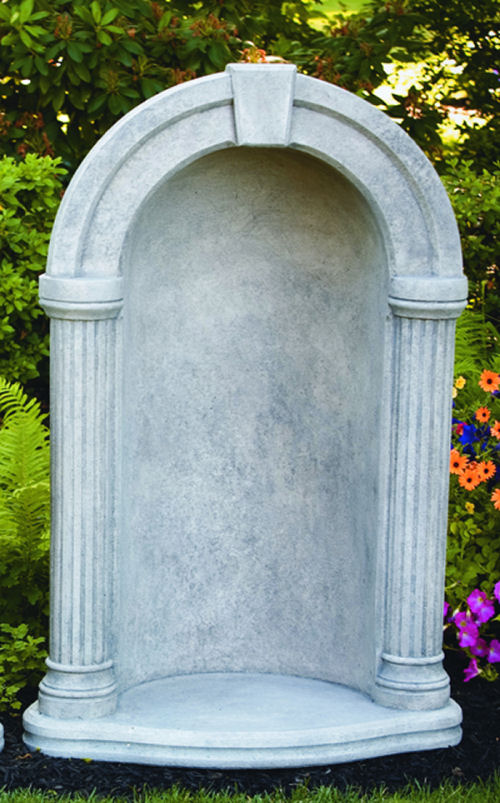 Grotto round keystone for 37 statue - Exterior church crosses for sale ...