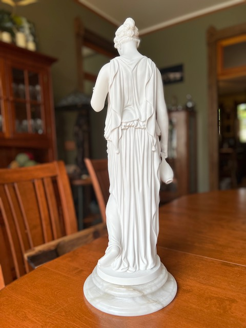 Hebe Goddess Of Youth Marble Statue 26 Quot H
