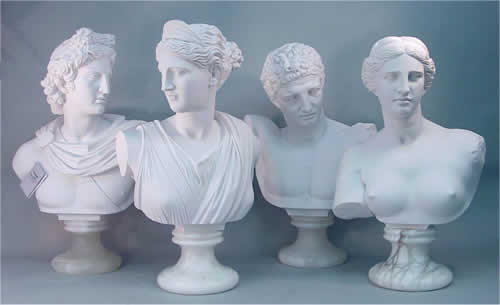 Drawing Casts For Art Study Anatomical Plaster Cast For Sale