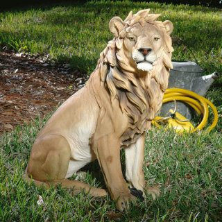 King Of Beasts Lion Sculpture 27