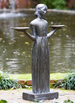 bronze garden statues. featured garden statue shop now \u003e bronze statues t