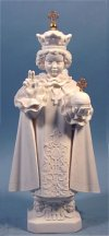 Infant Of Prague Sculpture 15