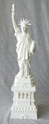 Statue Of Liberty Sculpture Marble 16