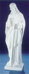 Christ The Good Shepherd Sculpture 32