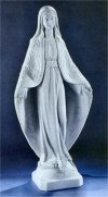 Immaculate Conception Mary Statue 32