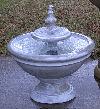 Short Winston Fountain With Tiny Tier