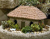 Italian Cottage Sculptural Garden Decor