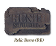 Henri Color Sample - Relic Barro Stain