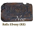 Henri Color Sample - Relic Ebony