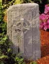 Celtic Cross Obelisk Sculpture