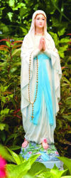 Our Lady Of Lourdes Statue 26.5
