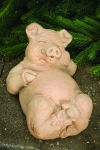 Penny the Pig Garden Statue