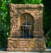 Ivy Garden Wall Fountain 48.5