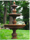 Three Tier Savona Fountain