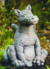 Nesco Dragon Garden Statue
