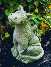 Rexy Dragon Cement Garden Statue