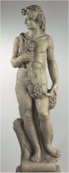 Bacchus Of Wine Life-size Statue 63