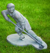 Hockey Player - Boy Sculpture 25