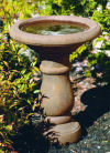 Plantation Bird Bath 21.75
