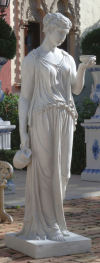 Hebe The Goddess Of Youth Statue Life-Size