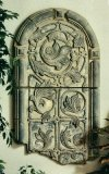 Corinthian Gate Sculptural Wall Decor