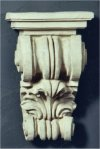 Grecian Corbel Short Wall Bracket