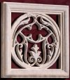 Ancient Celtic Grille A Wall Decor