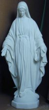 Our Lady Of Grace Life-size Statue 60