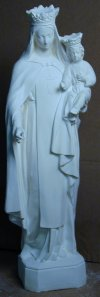 Madonna And Child Life-size Statue 60